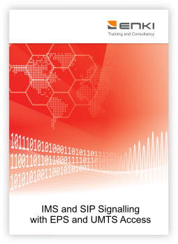 IMS and SIP Signalling with EPS and UMTS Access