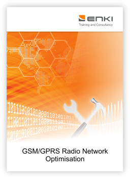 GSM/GPRS Radio Network Optimisation