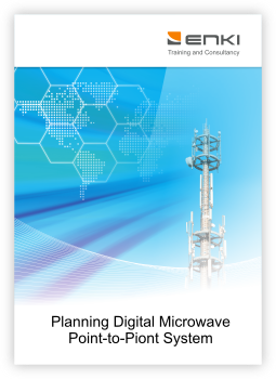 Planning Digital Microwave Point-to-Point Systems