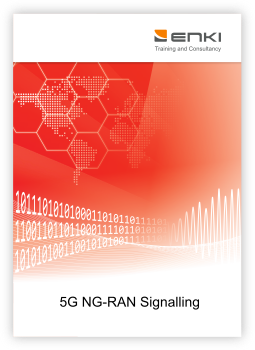 5G NG-RAN Signalling